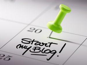Vill du börja blogga?