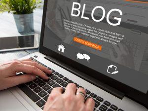 Bloggens framtida utveckling