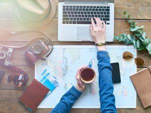 Vad gör en bloggare?